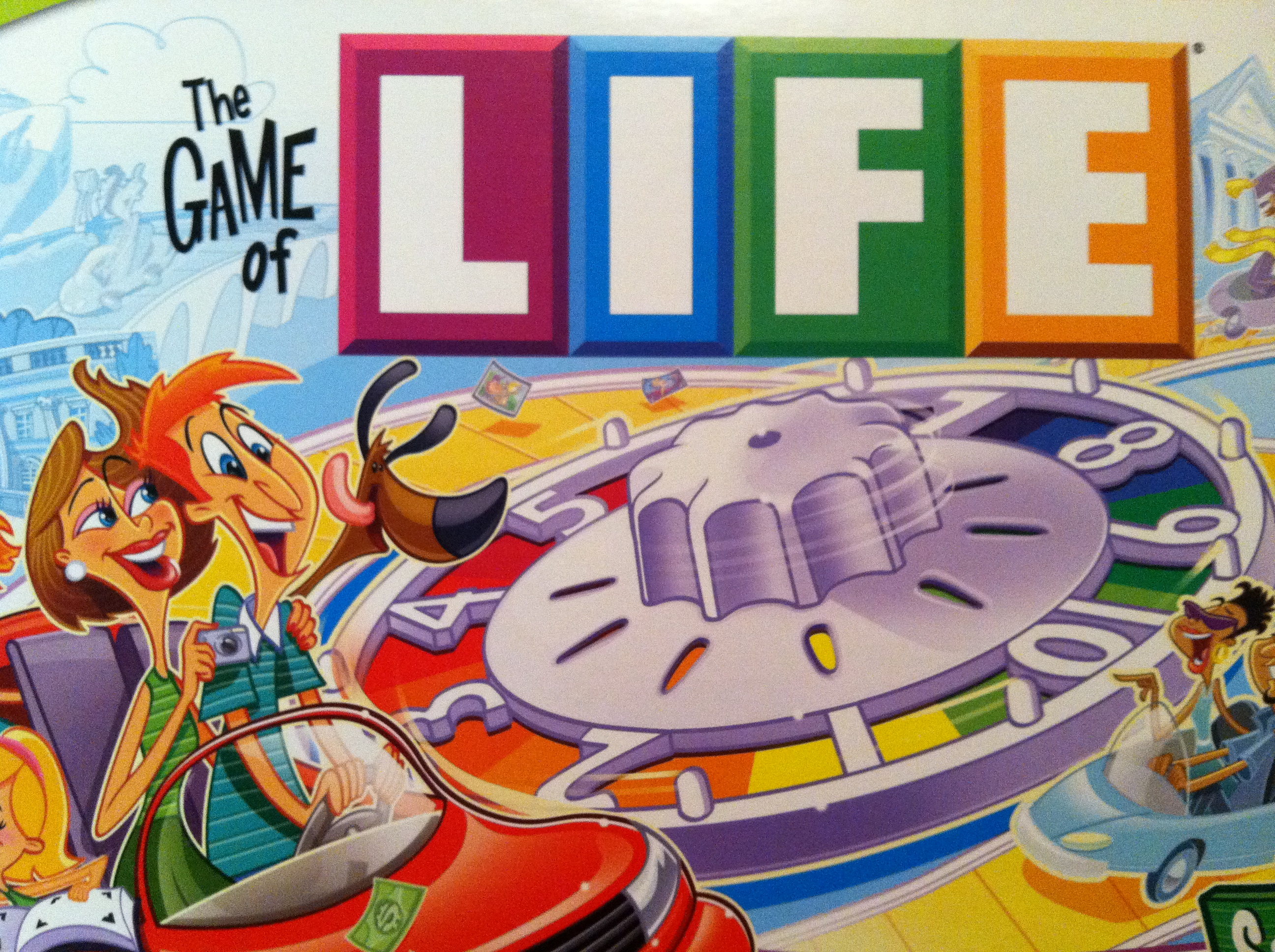 THE GAME OF LIFE - by FLORENCE SCOVEL SHINN - PAPERBACK - 50TH GOLDEN EDITION